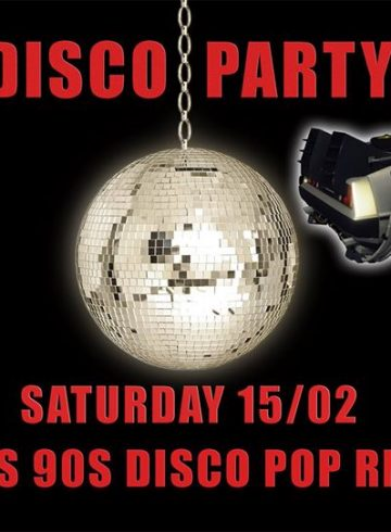 DISCO PARTY oldschool edition