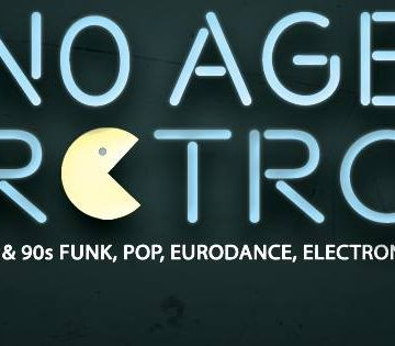 No Age Retro LIVE @8ball