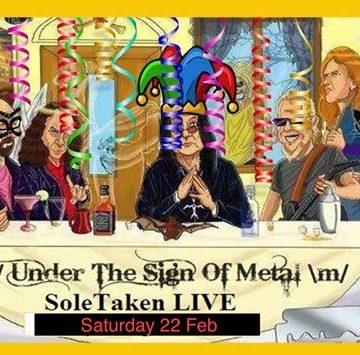 SoleTaken LIVE | Headbangers 8Ball