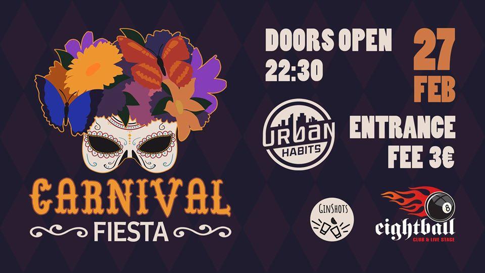 Carnival Fiesta | Urban Habits
