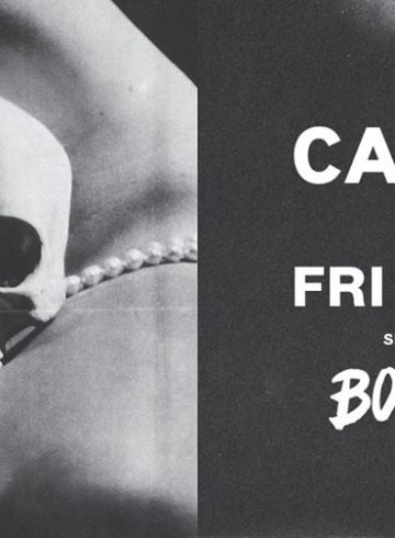 The Callas live at 8Ball Club w/ special guests: Bone Rave
