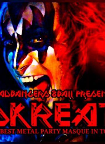 Headbangers 8Ball | APOKREATOR – Dj Nephilim