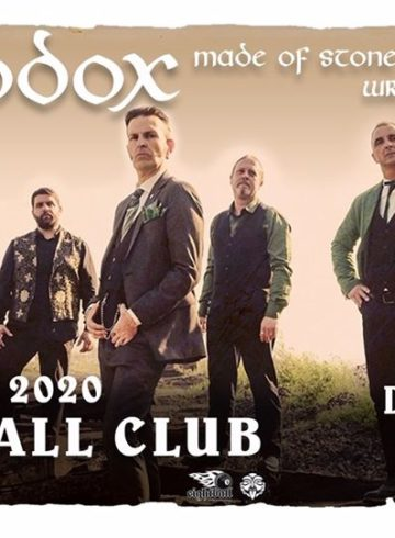 Orthodox Celts (SRB) | Live @8Ball Club