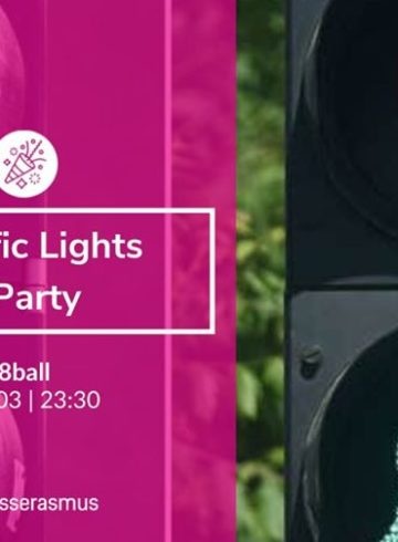 Erasmus Traffic Lights Party by ESN Thessaloniki