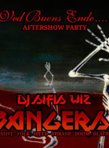 Headbangers 8Ball | VED BUENS ENDE Aftershow Party – Dj SIFIS