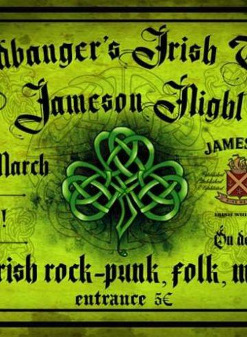 Headbanger's Irish Edition
