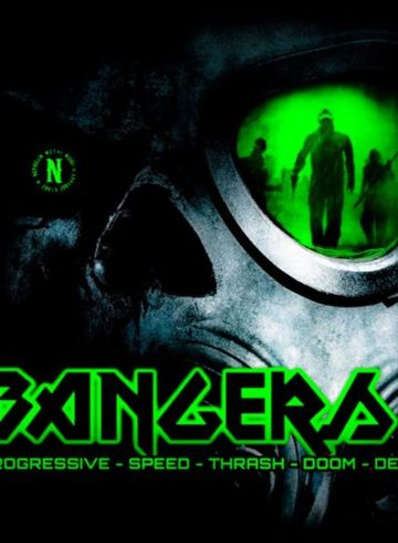 Headbangers 8Ball | BACK IN BLACK – Dj Sifis Wiz