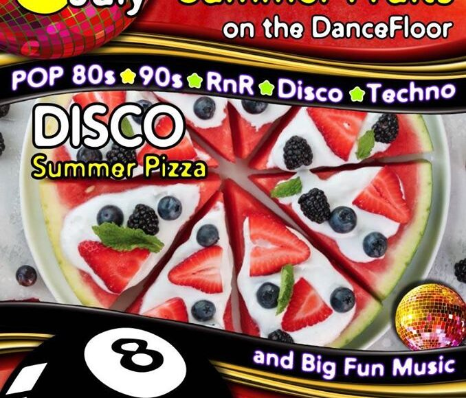 Summer Fruits on the Dance Floor – Disco