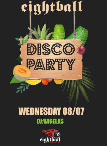DISCO 80S 90S PARTY