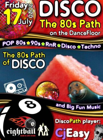 The 80s Path of D I S C O !!!