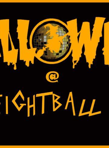 Halloween @8ball