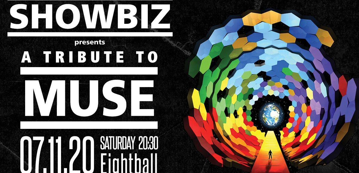 Showbiz Live: A Tribute to MUSE at 8Ball