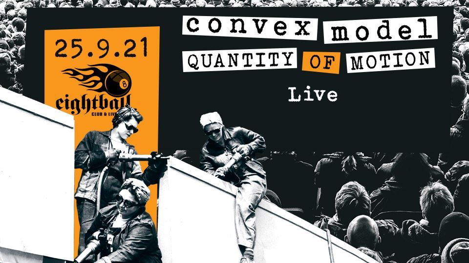 Convex Model Live at Eightball
