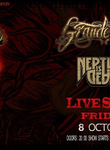 Grande Fox & Neptune is Dead LIVE || 8Ball Club