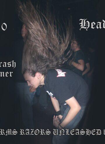 Headbangers 8Ball   BANG TILL DEATH!