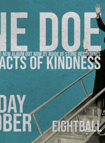"Jane Doe presents their new album ""Random Acts of Kindness"""