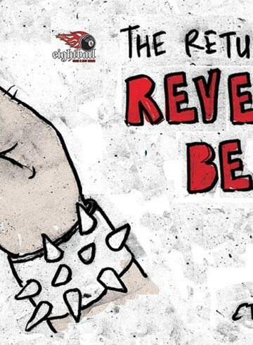 The Reverend Beasts Live at 8Ball – Wed 27 October 2021