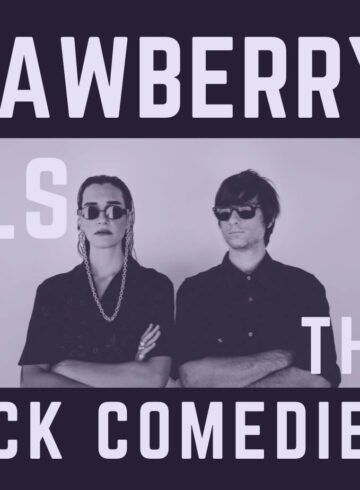 Strawberry Pills & The Black Comedies Live in Thessaloniki (5/11)